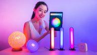 智慧居家照明品牌 Philips Hue 推出透過升級藍牙機制聯網的 Hue 個 […]