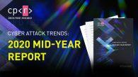Check Point Software 發佈《網路攻擊趨勢:2020 年中報告 […]