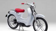 Honda 本田在 2009 年東京車展讓電動版 Super Cub 原型車亮相 […]