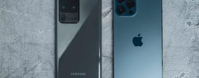 (圖片來源:CNET) 2021 年旗艦手機市場由 Samsung 三星公司開了 […]
