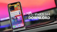 Apple 蘋果正式推出 iOS 14.4 和 iPadOS 14.4 作業系統 […]