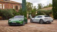 保時捷電動車 Porsche Taycan 系列新成員,跨界跑旅「Porsche […]
