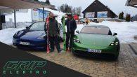 國外不少 YouTube 頻道都拍攝過 Tesla 特斯拉與 Porsche 保 […]