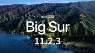 Apple 蘋果釋出了 macOS Big Sur 11.2.3 作業系統更新, […]