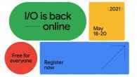 Google 公布 20201 年開發者大會 Google I/O 將於美國時間 […]