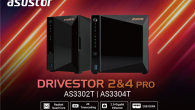 ASUSTOR 推出AS33 系列 2/4 硬碟槽 NAS,外型採美形鑽石切割, […]