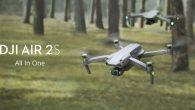 DJI 大疆創新發表DJI Air 2S,針對相機性能、圖傳系統、視覺感知 […]