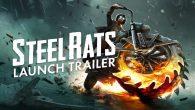 2.5D 橫向卷軸的科幻動作遊戲《Steel Rats 鋼鐵鼠》目前在 Ste […]