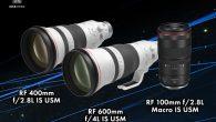 Canon 將推出三款全新 RF 鏡頭,分別是達到 1.4x 最高放大率的自動對 […]