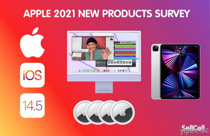 市調:約 61% 的 iOS 裝置用戶願意購買 AirTag、iMac 最受歡迎的顏色竟然是藍色
