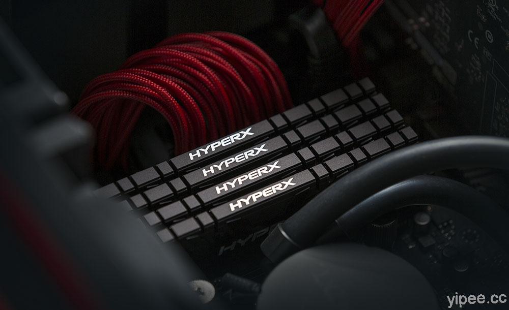 金士頓 HyperX Predator 系列添生力軍!DDR4記憶體極速達 5333MHz