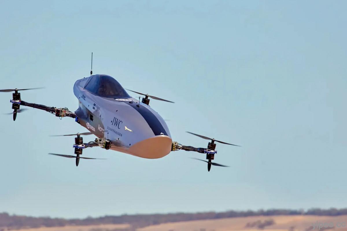 Alauda Mk3 賽車試飛成功!全球首場無人駕駛 Airspeeder 飛天車競賽預計 2021 年底前舉行