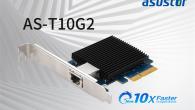 ASUSTOR 推出新一代 10G Base-T 網路卡 – AS- […]