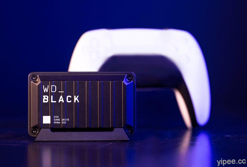 Western Digital 推出兩款專為遊戲玩家設計的 WD_BLACK SSD