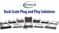 Super Micro Computer 提供完整的機櫃系列,預先配置最新的伺服 […]