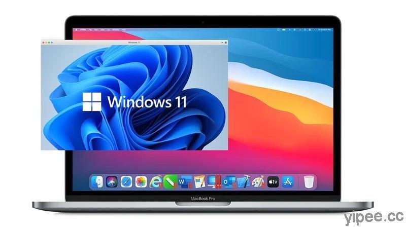 外媒報導 Parallels 表示 Windows 11 for Mac 正在開發中