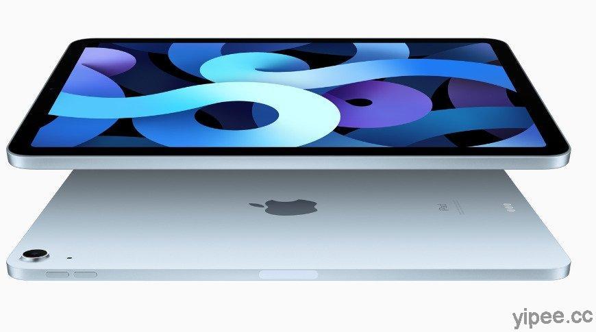 日媒 Mac Otakara 爆料:iPad Air 5 設計神似 iPad Pro,可能具有雙鏡頭設計