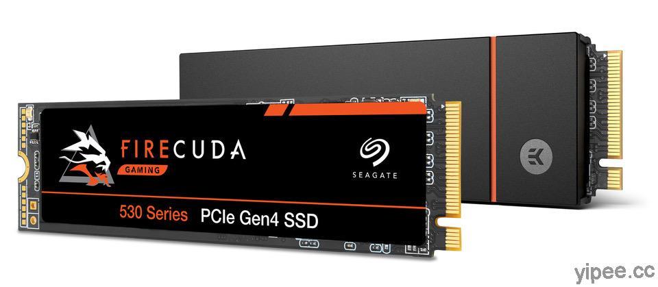 Seagate 新一代 FireCuda 530 SSD 挑戰 PCIe Gen 4 速度,還有 FireCuda Gaming Hard Drive 及 FireCuda Gaming Hub 升級遊戲設備