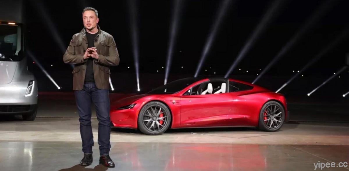Elon Musk 馬斯克:Tesla 特斯拉人工智慧日將於 8/19 登場