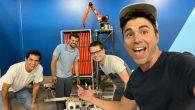 美國工程師兼 YouTuber 主持人 Mark Rober 研發一款特別的機器 […]