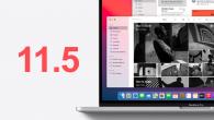 Apple 釋出了 macOS Big Sur 11.5 系統更新,這是 mac […]