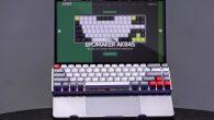 先前本站曾介紹一位 YouTuber 把 MacBook Pro 鍵盤拆了改成機 […]