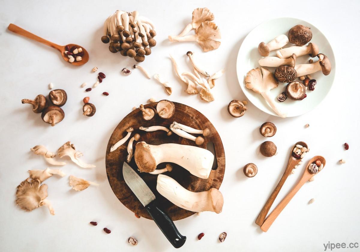 高纖低熱量 7 種菇料理,多吃多營養