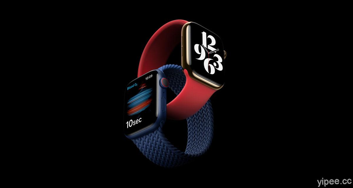 Strategy Analytics 市調:Apple Watch Series 6 是全球最受歡迎的智慧手錶