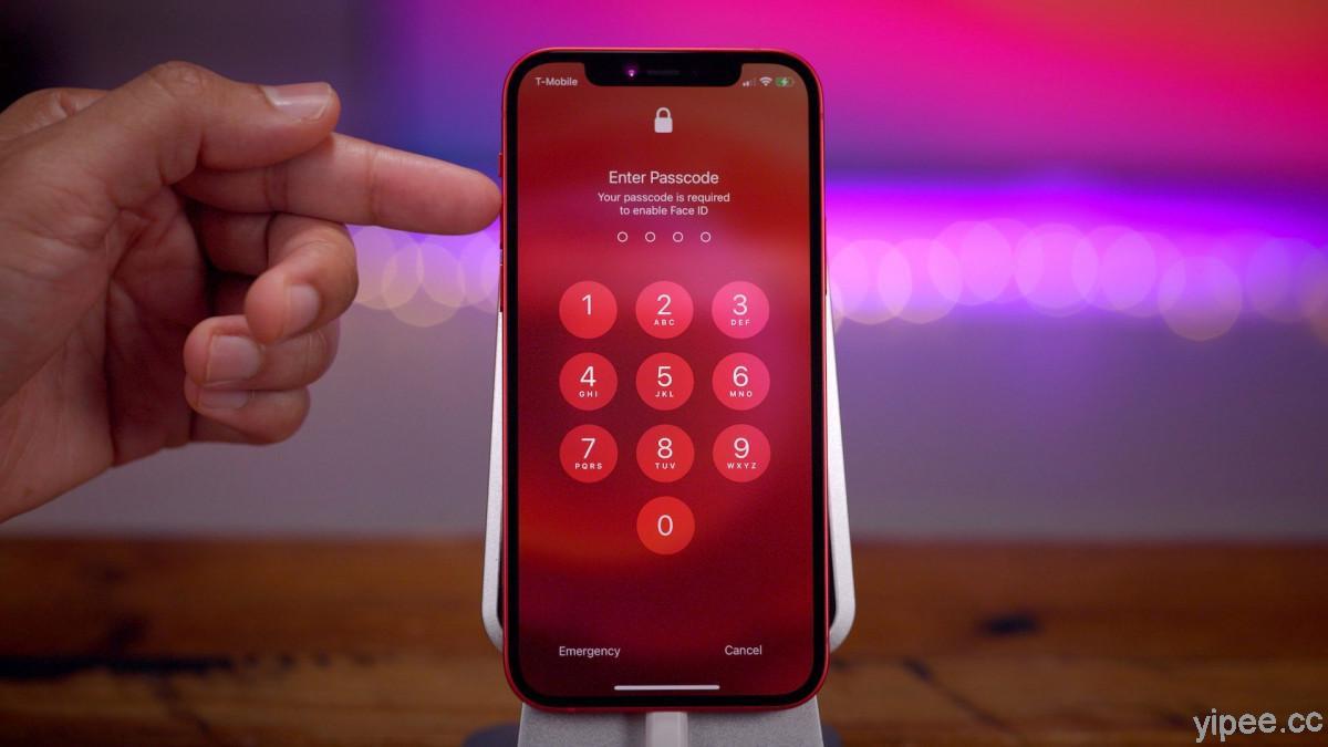 傳聞:iPhone 13 將推出升級版 Face ID 臉部辨識功能,戴口罩和眼鏡也能解鎖螢幕