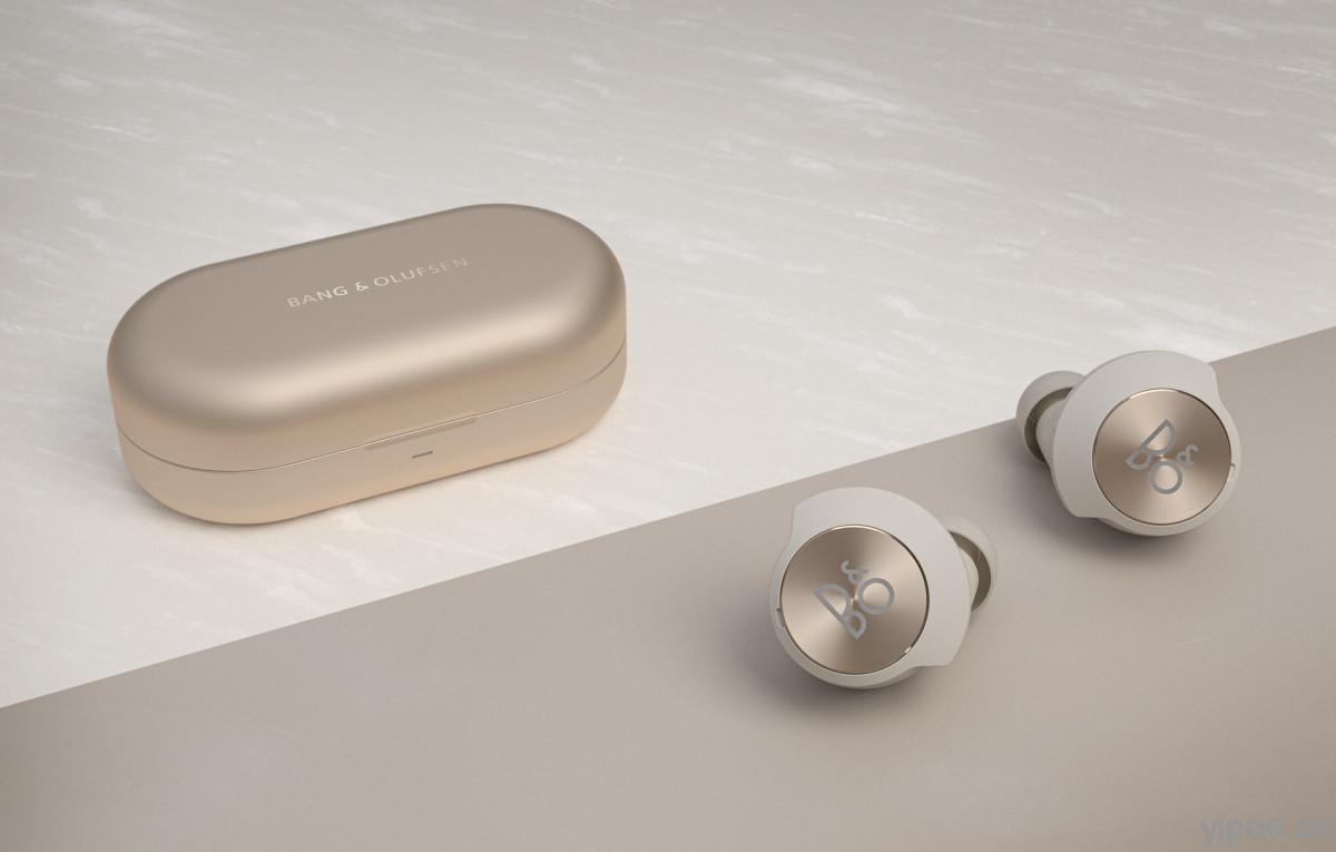 Bang & Olufsen 推出真無線耳機 Beoplay EQ,具備自我調整主動降噪技術