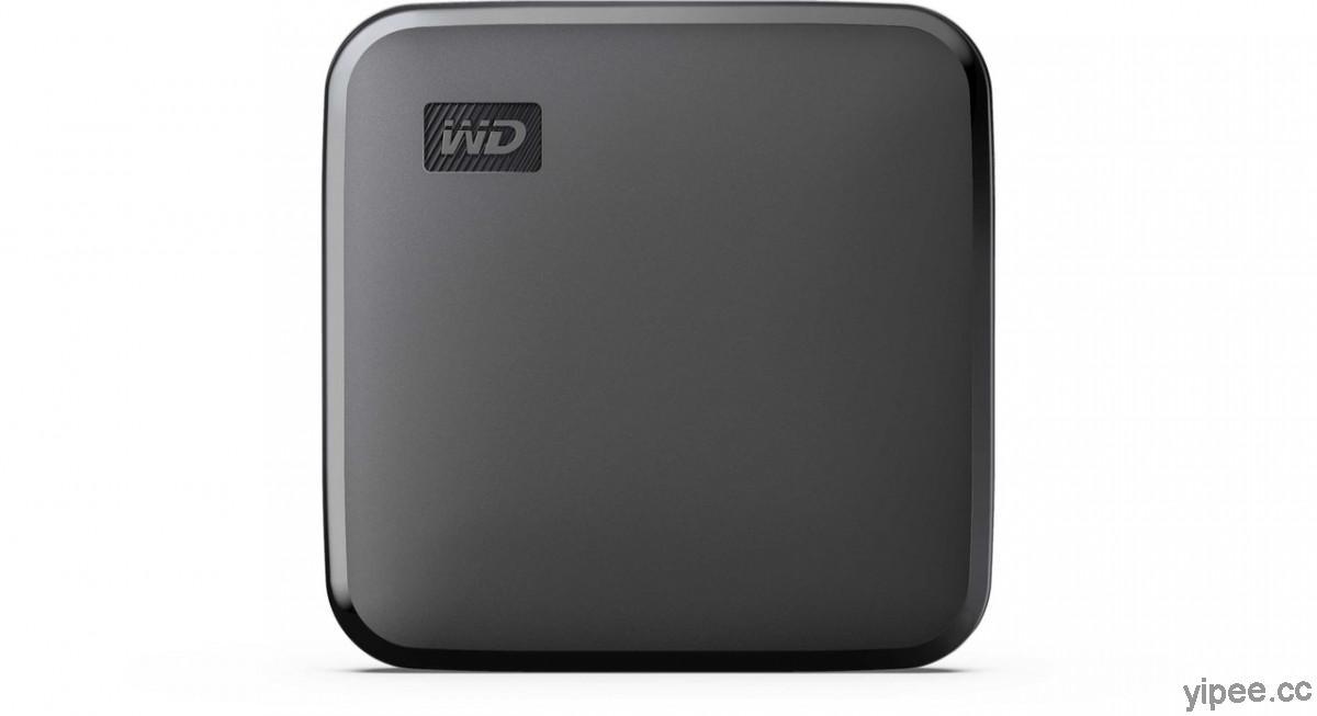 Western Digital 入門 SSD 出新品! WD Elements SE SSD 只有口袋大小