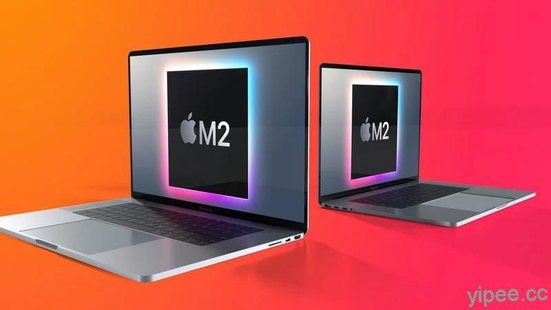 14 吋和 16 吋 MacBook Pro 進入量產階段,預計 11 月底出貨量達 80 萬台