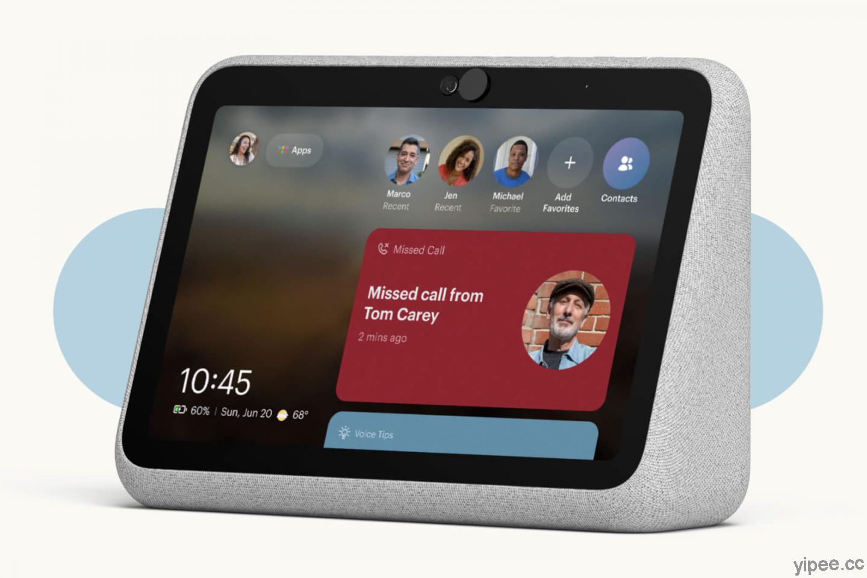 Facebook 推出 Portal Go 視訊通話螢幕,內建電池設計可隨時視訊