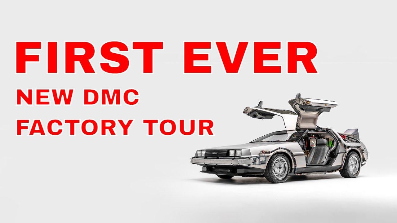 【影片】DMC-12 量產有譜?DeLorean 執行長以影片帶你參觀重生的德州工廠
