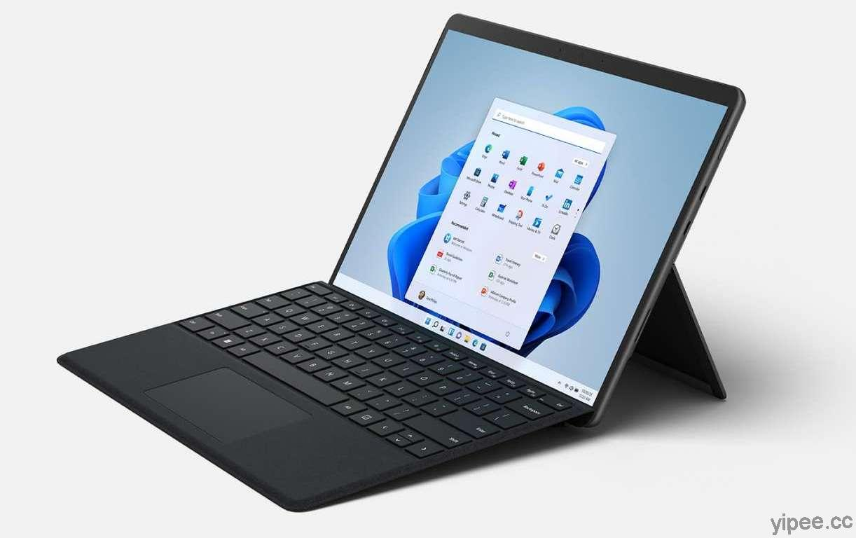 微軟 Microsoft 發表新一代 Surface,其中 4 款搭載 Intel Core 處理器