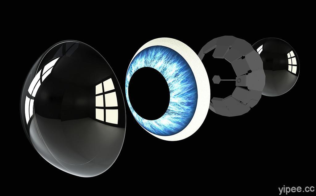 你準備好在眼睛上戴螢幕了嗎?首款 AR 隱形眼鏡要來了!
