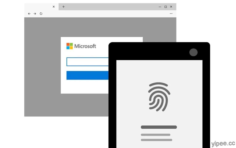 Microsoft 微軟帳號開放無密碼登入,再也不用擔心忘記密碼了