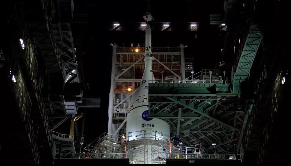 美國重返月球關鍵!NASA 將於 2022 年 2 月試射 SLS 火箭進行繞月任務