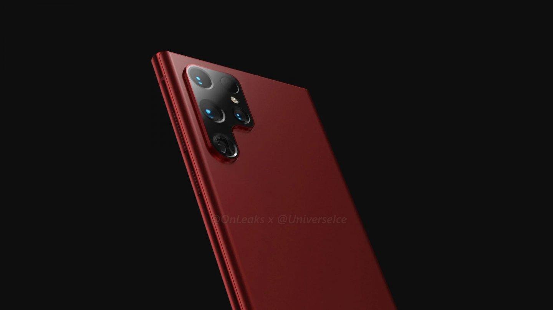 【影片】三星 Galaxy S22 Ultra 模具照片曝光!外型酷似 Galaxy Note,搭載特殊排列的 4 鏡頭