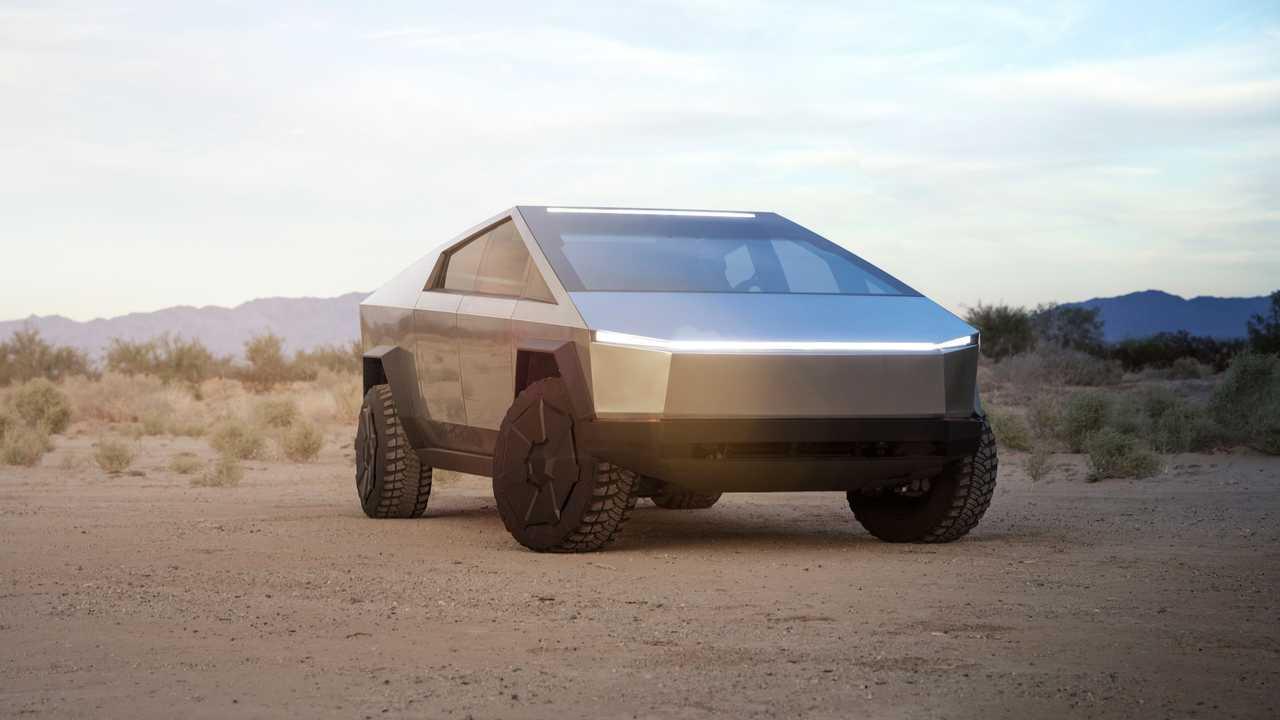【影片】Tesla 特斯拉 Cybertrunk 試車影片曝光!採用可拆卸後照鏡設計、具有後輪轉向功能