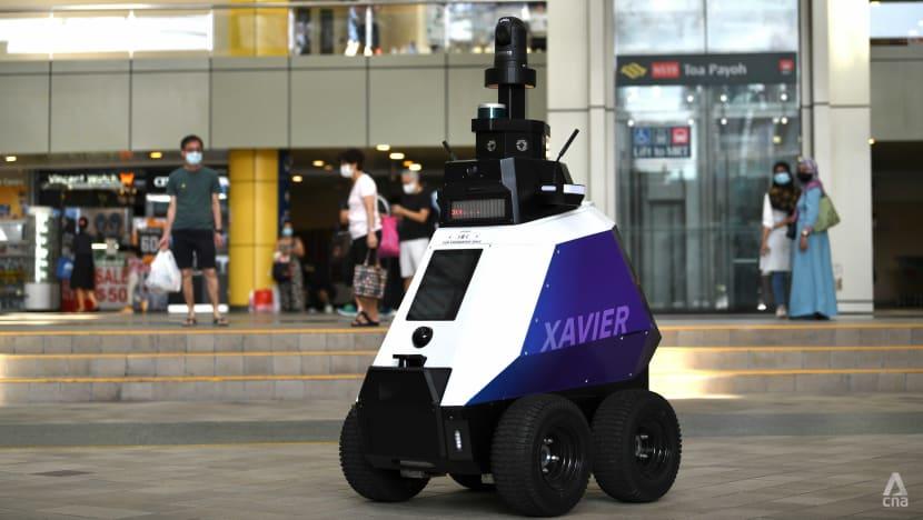 新加坡巡邏機器人「Xavier」監測不良社會行為,有侵犯隱私疑慮!